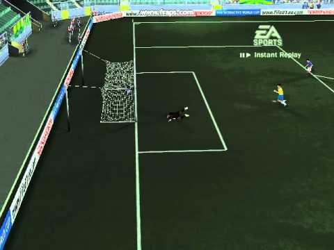 Great goal by Claude Makélélé