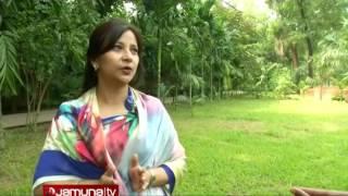 Tarana Halim life story telling with Mahfuz Mishu