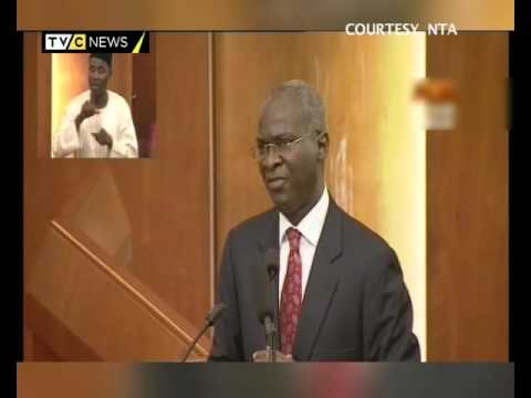 Nigerian Senate screens ministerial nominee ex-Lagos state governor Babatunde Fashola