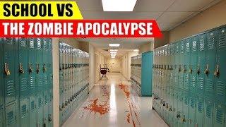 Are Schools GOOD in a Zombie Apocalypse?