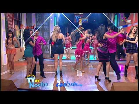 Sugey Abrego Andrea Garcia Cecy Gutierrez Baile Microfaldas Nalgas Show MIX HD