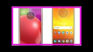 O que mudou no Motorola Moto E5: conheça diferenças em relação ao Moto E4