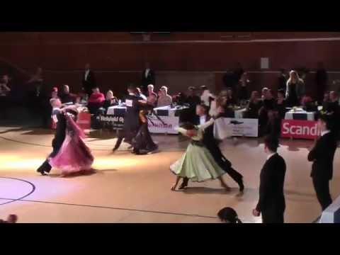 WDSF Open Standard Youth | Final | Helsinki Open 2015