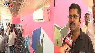హైద్రాబాద్లో హైఫై బస్సు షెల్టర్లు..! | Hifi Bus Shelters In Hyderabad