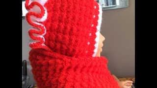 CACIULITA TRICOTATA.How to Knit an Easy and Basic Baby Hat (partea I