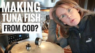 Canning Frozen Fish   Preserving the Freezer