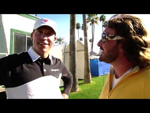 Above Par host Dub B talks music with Tour Pro Ricky Barnes.