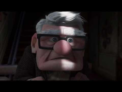 UP is Pixar