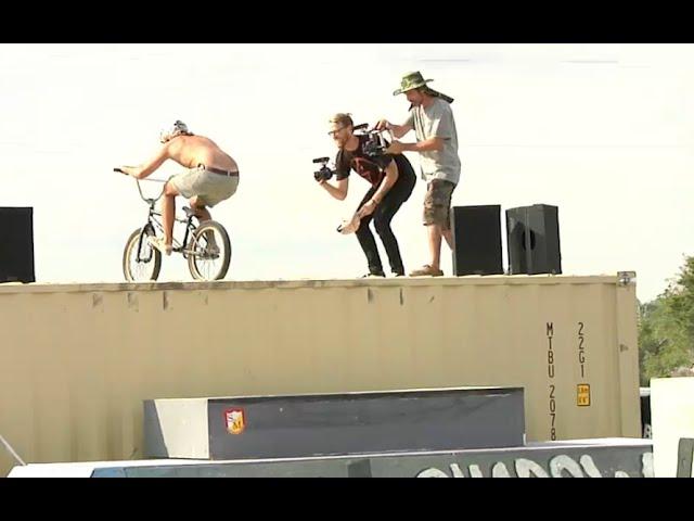 BMX - Texas Toast Finals 2014 @woozybmx