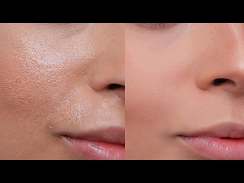 HOW TO STOP YOUR FOUNDATION FROM GETTING OILY