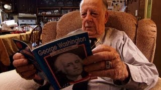 WWII veteran refuses to close the book on his life