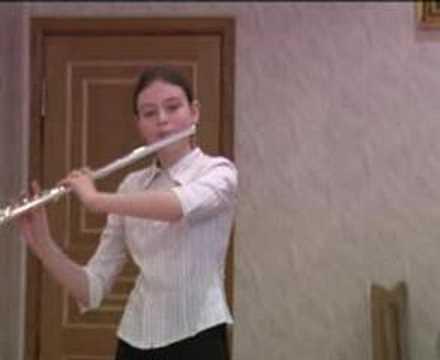 Koehler. Papillon. flute