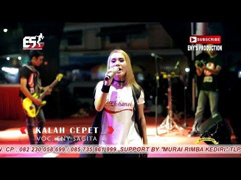 Eny Sagita - Kalah Cepet ( Official Music Video  )