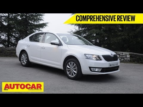 2013 Skoda Octavia   Comprehensive Review   Autocar India