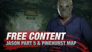 Friday the 13th: The Game - Jason V and Pinehurst