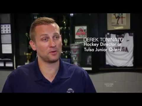 Tulsa Jr Oilers | Explore Tulsa | Tulsa Hockey Lessons