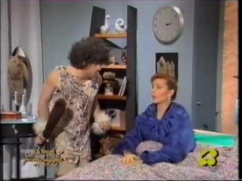 Bobo Lucchesi & Patrizia Rossetti televendite Clic Clac (parodia della mummia congelata)