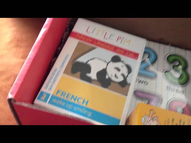I Love New Bluum Box Mom Toddler Feb. 2013