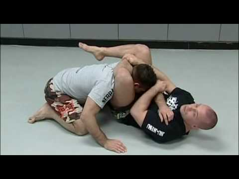Matt Serra Brazilian Jiu-Jitsu Training Video Vol.1 part 2 of 5 Image 1