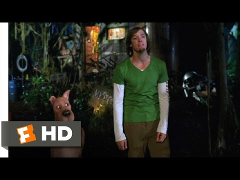 Scooby Doo 2: Monsters Unleashed (6/10) Movie CLIP - We'll Never Be Anything (2004) HD
