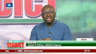 Election Postponement; An International Embarrassment For Nigeria, OSIWA Says |The Verdict|