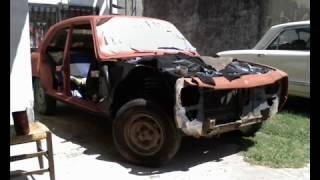 Restauración Peugeot 504