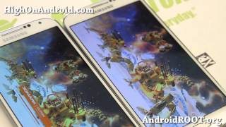Galaxy S4 Exynos Octa-core vs. Qualcomm 3DMark and Vellamo Benchmarking!