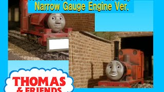 Thomas and Friends:Never, Never, Never Give Up Narrow Gauge Engine Ver.