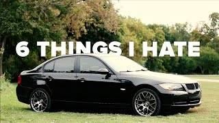 6 Things I HATE About My BMW