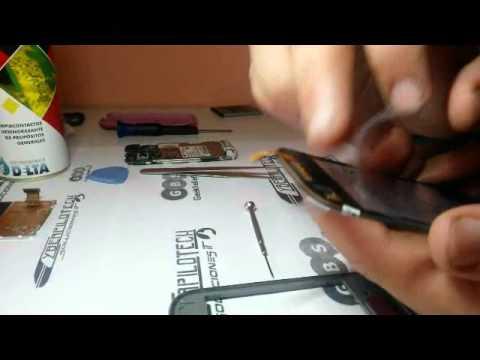 Desarmar Reparar Cambiar Touch Samsung Pocket S5301