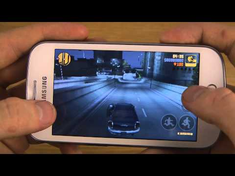 GTA 3 Samsung Galaxy Trend Plus Gameplay Trailer