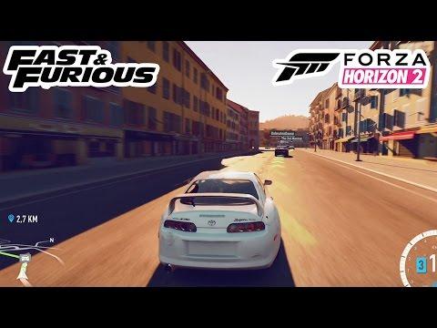 FORZA HORIZON 2 - Fast and Furious #3- Conquistando um Carro ÉPICO!(Dublado PT-BR)