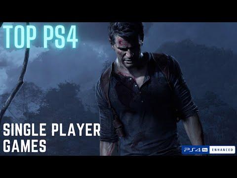 Top 10 Single Player Offline PS4 Games