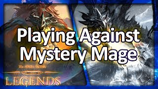 (TES: Legends) Playing Against Mystery Mage