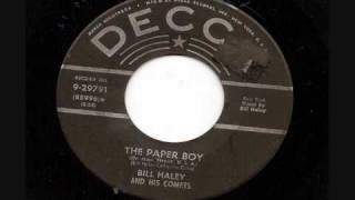 Watch Bill Haley The Paper Boy video