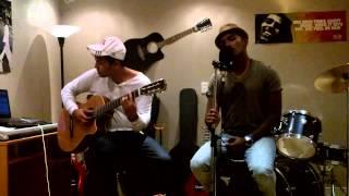 Ganga Addara Acoustic Cover - Nilushan & Kasun