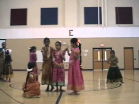 Gananayakaya Dance - Divya Palasamudram And Team video