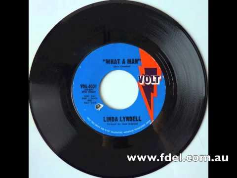 Linda Lyndell - What a Man (fdel Mix)