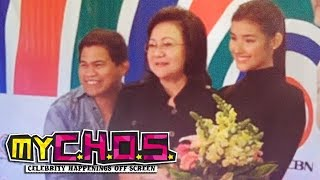 Liza Soberano renews Star Cinema contract