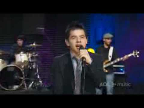 David Archuleta - Touch My Hand (live)