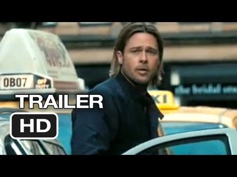 Subscribe to TRAILERS: http://bit.ly/sxaw6h Subscribe to COMING SOON: http://bit.ly/H2vZUn World War Z Official Trailer #1 (2013) - Brad Pitt Movie HD A U.N....