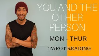 "VIRGO "" YOU AND THE OTHER PERSON "" LOVE SEPTEMBER 25-28 TAROT READING"