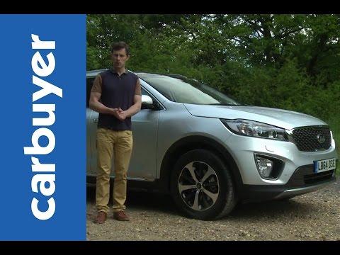 Kia Sorento SUV review - Carbuyer