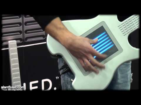 MISA DIGITAL KITARA @ WINTER NAMM 2011: USB/MIDI GUITAR & SYNTH Music Videos