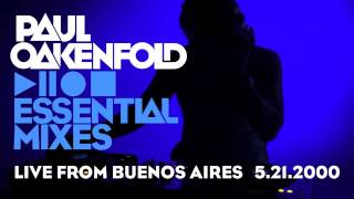 Paul Oakenfold Video - Paul Oakenfold - Essential Mix: Live from Buenos Aires May 21, 2000