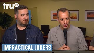 Impractical Jokers - Who's Teaching Who? (Deleted Scene) | truTV