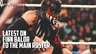 Latest Backstage News On Finn Balor Coming To The Main Roster