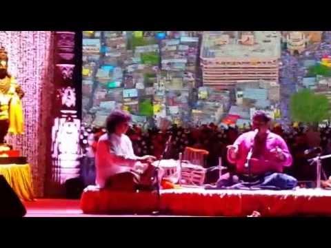 Ustad Zakir Husain & Shankar Mahadevan- Marathi Bhajan video