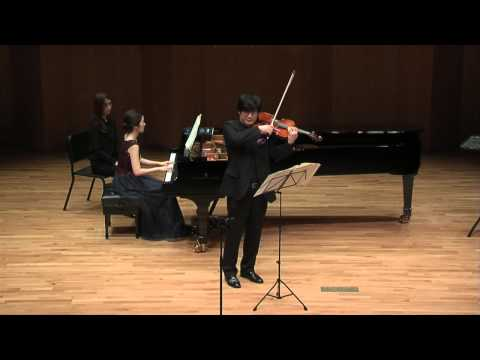 [파가니니의비올라] Paganini - Sonata per la Grand Viola (연주: 김상진 Sangjin Kim)