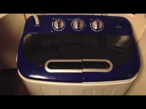 Best Choice Products Portable Mini Washing Machine Review